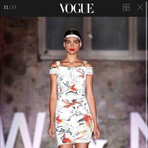 WOM & NOW Barcelona Dress